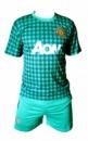 Футбольная форма Manchester United 12/13 (дополнительная)