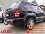 Тягово-сцепное устройство (фаркоп) Jeep Grand Cherokee (WK) (2005-2010)