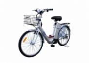 Электровелосипед ECO (Red)