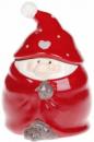 Банка керамическая «Добрый Санта» 350мл