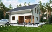 Проект дома - Альбиус