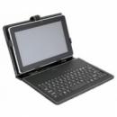 Чехол клавиатура для планшета 10.2« black USB