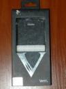 Чехол книжка Vetti Craft iPhone 5C Hori Cover Black