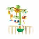 Мобиль на детскую кроватку Tiny Love Остров мечты разноцветный