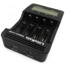 Интеллектуальное зарядное устройство для всех типов аккум. Ni-Cd/Ni-Mh