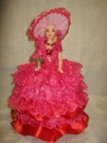 Кукла-Шкатулка «Графиня»