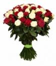 Букет Роза «Грант При Аваланч» (79 шт.)