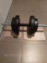 Гантеля композитная 31 кг