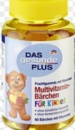 Das gesunde Plus Multivitamin-Bärchen fur kinder 60шт Витамины для детей