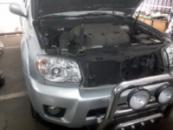 Toyota 4Runner V6 4.0 л. Установка Гбо 4-е поколение