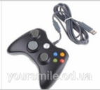 Джойстик проводной USB DJ-360 Microsoft Xbox 360 Controller for Windows