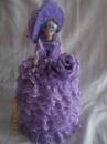Кукла-Шкатулка «Летучая мышь»