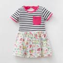 Платье для девочки Цветочная поляна