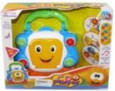 CD-плеер игрушечный