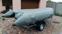 Тенты на резиновые лодки. от 2300 грн из Китайской ткани (Без гарантии) по Украине.