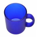 Чашка фрозен синяя