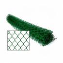 Сетка ПВХ Зелёная д.2,2 * Н1,5м * L10м яч.50*100