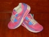 Кроссовки женские Demax AIR MAX цвет розовый
