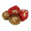 Красный и зеленый перец ПЕПЕЛИНО фаршированный сыром «Red-Green Cherry Per.»1250гр