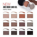 Гель для брів Inglot AMC Brow Liner Gel