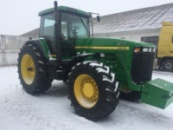 Трактор John Deere 8300 (Джон Дир 8300)