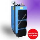 Твердотопливный котел «УкрТермо» серия 200, 17 кВт (автоматика и вентилятор в комплекте)