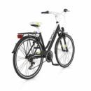 Велосипед городской женский из Италии SPLIT MBM
