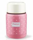 Термос пищевой Fissman «Cooking area» 350мл розового цвета