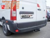 Тягово-сцепное устройство (фаркоп) Renault Master (передний привод) (2010-...)