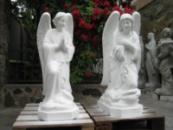 Ангел бетонный №4