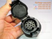 Розетка для прицепного устройства на 13 контактов