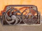 Блок вентиляторов охлаждения двигателя
