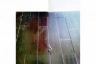 Потайной напольный люк под плитку тип Плита 80х80 см (800х800 мм)