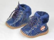 Пинетки синие для мальчиков 922-1 ТМ СВТ.Т.