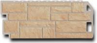Фасадная панель Fineber Камень Цвет Бежевый