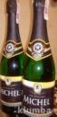 Шампанское полусладкое Michel 750 мл