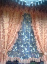 Кухонный набор шторы+тюль+ламбрекен «Марина»