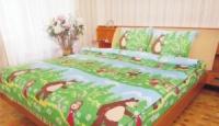 Комплект постельного белья Kari-San 3025 полуторный