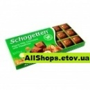 Шоколад TRUMPF Schogetten Milk Chocolate with Hazelnuts 100г