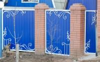 Забор из профностила Луцк