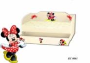 Детские кроватки серия «Киндер-кул» с принтом