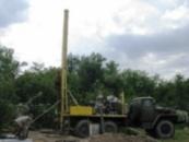 Бурение скважин на воду Днепропетровская обл