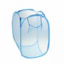 Корзина для белья сетчатая в ванную или комнату