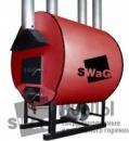 Теплогенератор SWaG 15 кВт твердотопливный воздушный . Киев