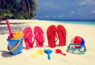 Пляжная одежда, обувь и аксессуары