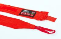 Бинты боксерские BAD BOY (3м) BВ-5321R красный