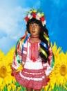 Украинка - национальный костюм на прокат.