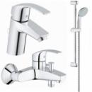 Grohe Eurosmart 123238S набор смесителей для ванной S-Size