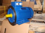 3-х фазный асинхронный электродвигатель АИР 90 LВ8-1,1 кВт