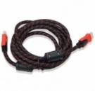 Кабель HDMI-HDMI v1.4/2,7 м.